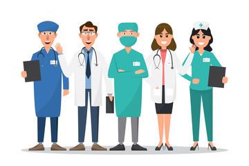 sezione per i medici